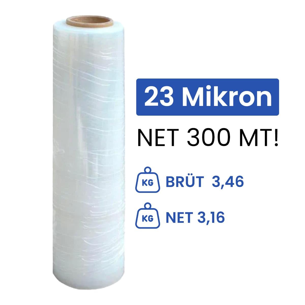 23 Micron streç film